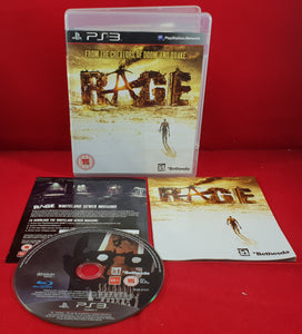 Rage Sony Playstation 3 (PS3) Game
