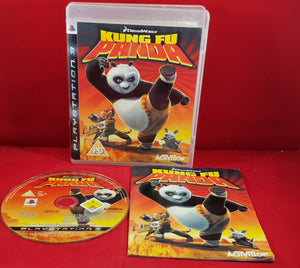 Kung Fu Panda Sony Playstation 3 (PS3) Game