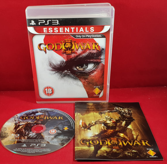 God of War III Sony Playstation 3 (PS3) Game