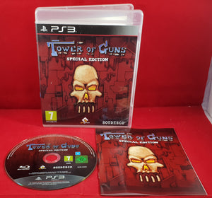 Tower of Guns Special Edition Sony Playstation 3 (PS3) RARE Game