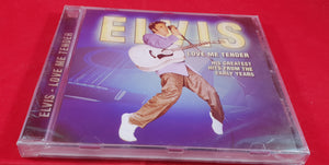 Brand New and Sealed Elvis Love me Tender (Audio Music CD)