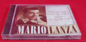 Brand New and Sealed Mario Lanza Forever Gold (Audio Music CD)