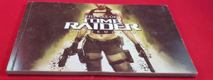 Tomb Raider Underworld Art Book