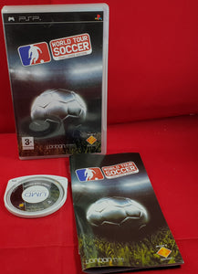 World Tour Soccer Challenge Edition PSP