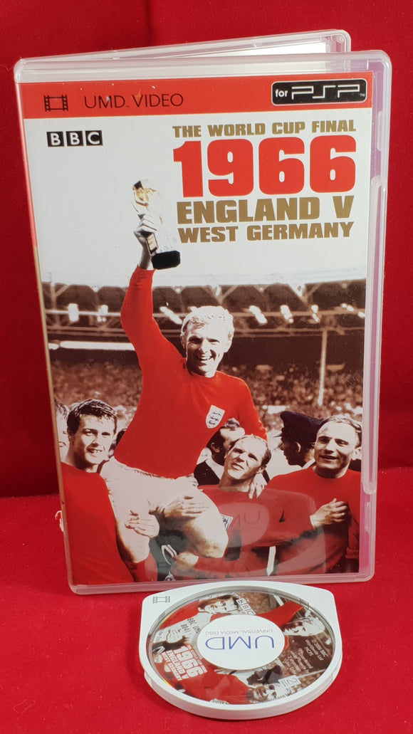 The 1966 World Cup Final England Vs Germany PSP UMD