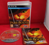 Puss in Boots Sony Playstation 3 (PS3) Game
