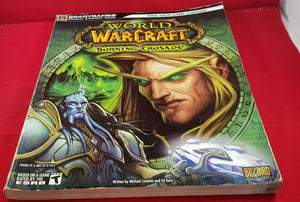 World of Warcraft Burning Crusade Strategy Guide Book