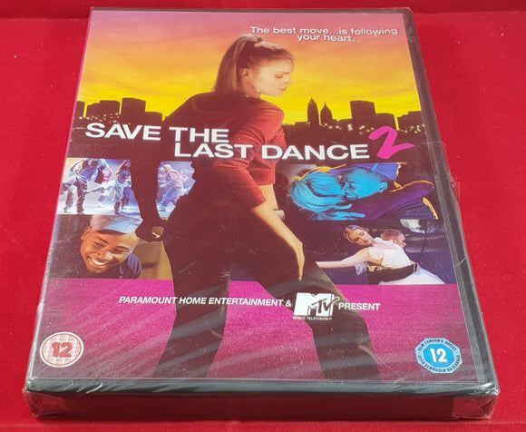Brand New and Sealed Save the Last Dance 2 DVD