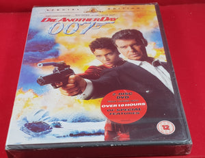 Brand New and Sealed Die Another Day 007 Special Edition DVD