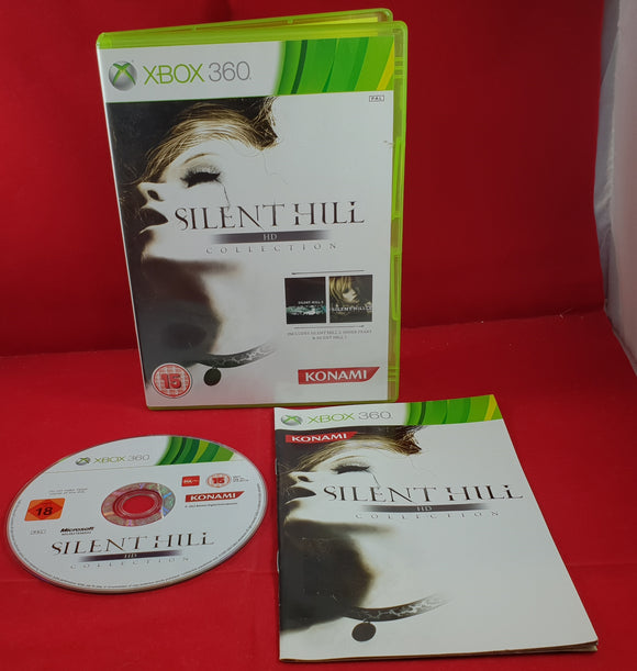 Silent Hill HD Collection Microsoft Xbox 360 Game