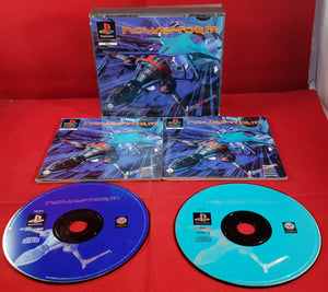 Novastorm Sony Playstation 1 (PS1) Game