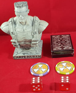 Duke Nukem Forever Collectors Edition Accessories