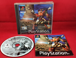 Robopit 2 Sony Playstation 1 (PS1) RARE Game