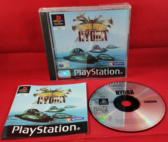 Strike Force Hydra Sony Playstation 1 (PS1) Game