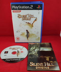 Silent Hill Origins Sony Playstation 2 (PS2) Game