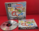 World Tennis Stars Sony Playstation 1 (PS1) Game