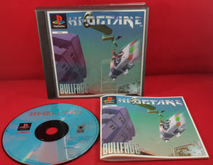 Hi-Octane Sony Playstation 1 (PS1) RARE Game