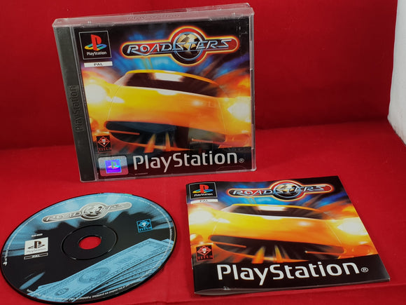Roadsters Sony Playstation 1 (PS1) Game