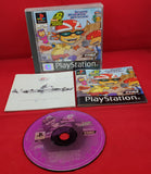 Rocket Power Team Rocket Rescue Sony Playstation 1 (PS1) Game