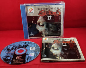 Nightmare Creatures II Sega Dreamcast Game