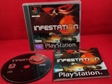 Infestation Sony Playstation 1 (PS1) RARE Game