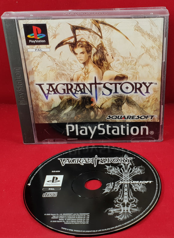 Vagrant Story Sony Playstation 1 (PS1) Game