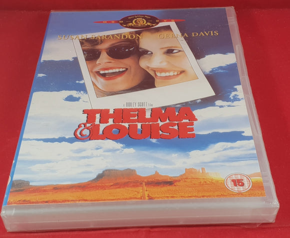 New & Sealed Thelma & Louise DVD