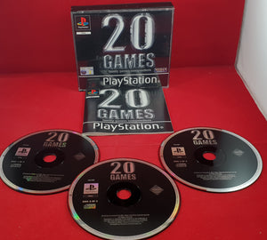 Family Games Compendium Sony Playstation 1 (PS1) Game