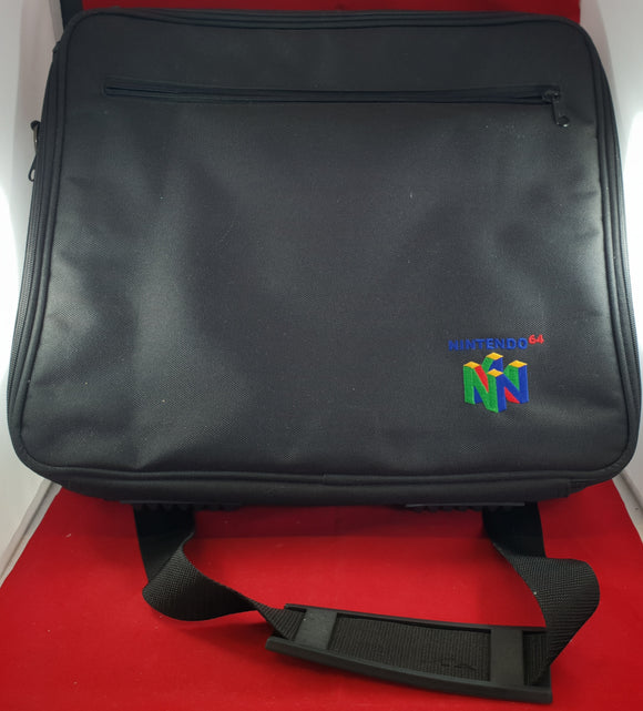 Official Nintendo 64 (N64) Carry Case Accessory