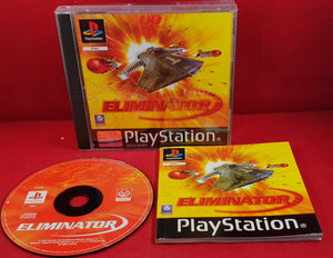Eliminator Sony Playstation 1 (PS1) RARE Game