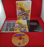 Boogie Superstar complete with Dance Guide/Poster Nintendo Wii Game