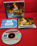 Rayman 2 the Great Escape Platinum Sony Playstation 1 (PS1)