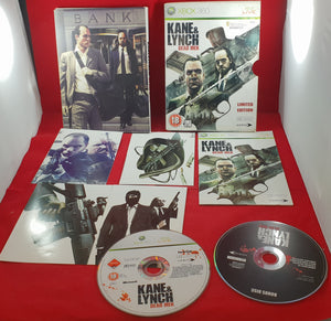 Kane & Lynch Dead Men Limited Edition Microsoft Xbox 360 Game