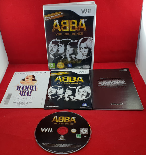 Abba you can Dance Nintendo Wii Game
