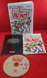 Ultimate Band Nintendo Wii Game