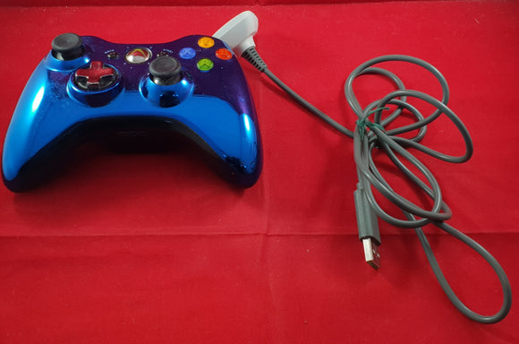 Wireless Xbox 360 Controller with Charging Cable Accessory