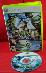TMNT Teenage Mutant Ninja Turtles Microsoft Xbox 360 Game
