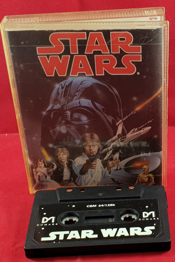 Star Wars Commodore 64 Game