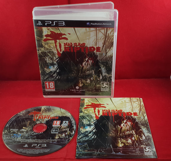 Dead Island: Riptide Sony Playstation 3 (PS3) Game