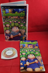 Lemmings Sony PSP Game