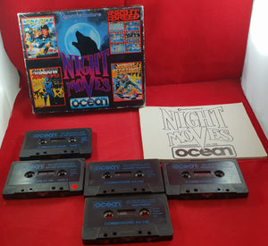 Night Moves Commodore 64 Game
