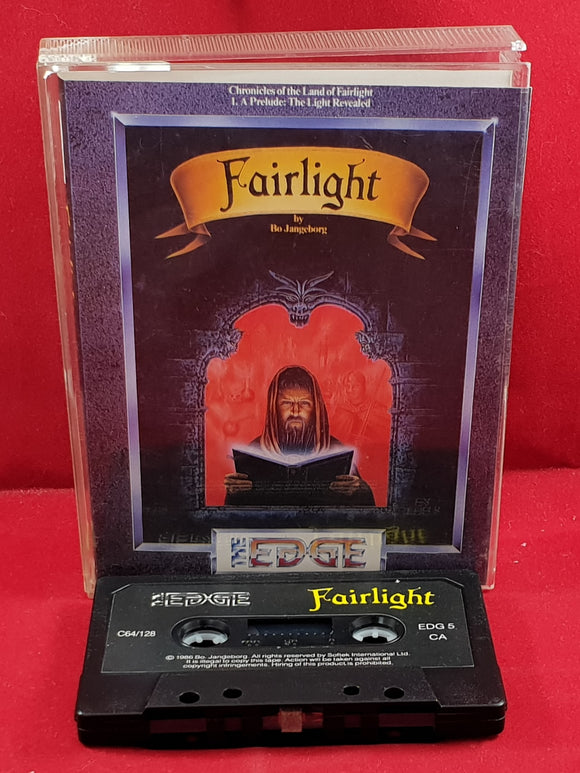 Fairlight Commodore 64 RARE Game