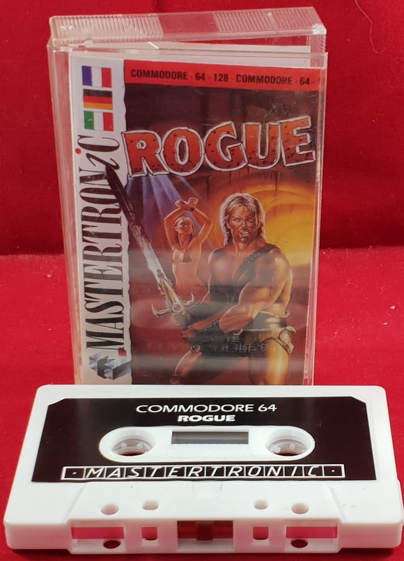 Rogue Commodore 64 RARE Game