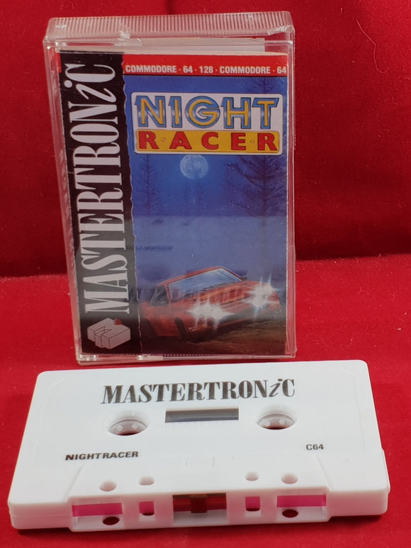 Night Racer Commodore 64 Game