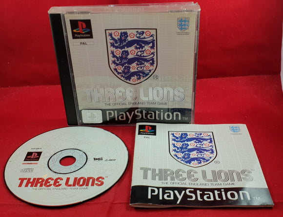 Three Lions Sony Playstation 1 (PS1) Game
