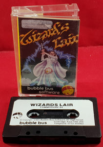 Wizard's Lair Commodore 64 RARE Game