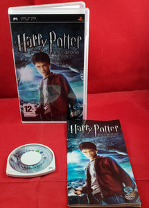 Harry Potter And The Half Blood Prince Sony Psp Game Retro Gamer