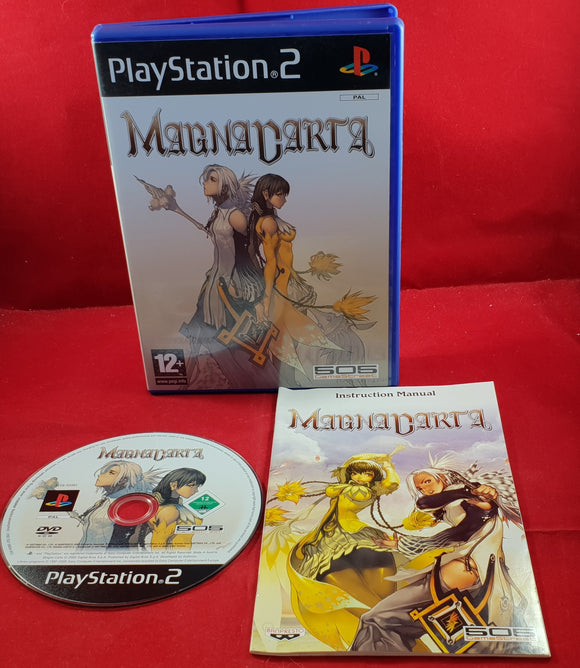 Magnacarta Sony Playstation 2 (PS2) Game