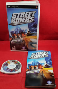 Street Riders Sony PSP Game