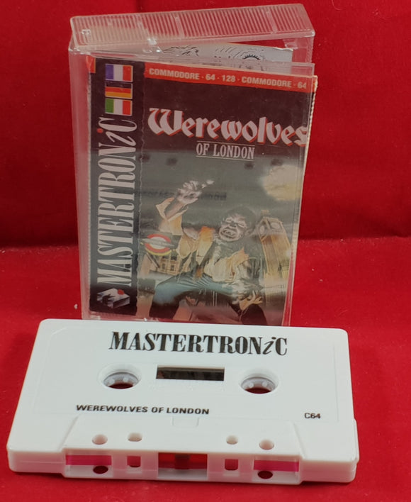 Werewolves of London Commodore 64 Game